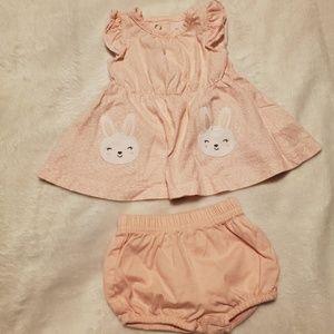 Newborn Baby dress Carters